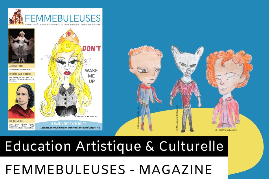 Femmebuleuses - Magazine